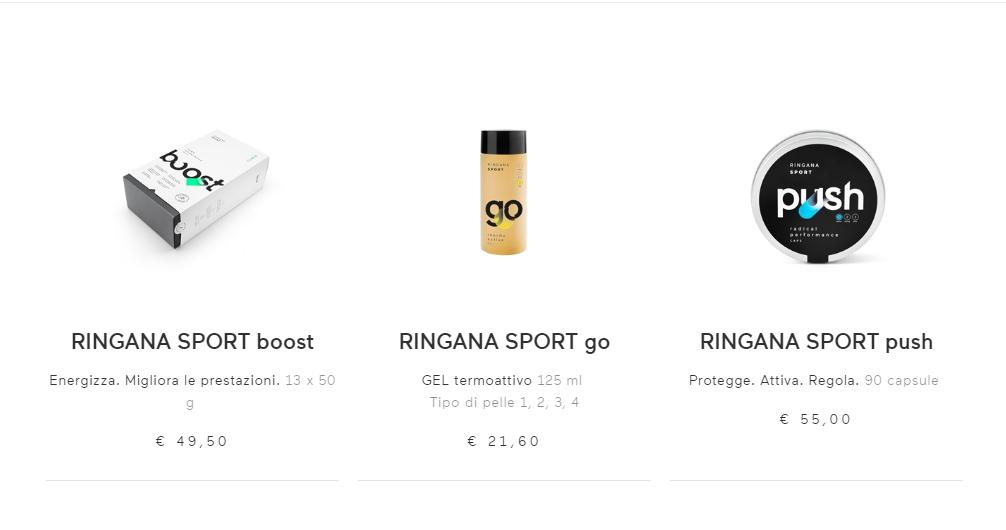 Ringana Sport Push Boost Go