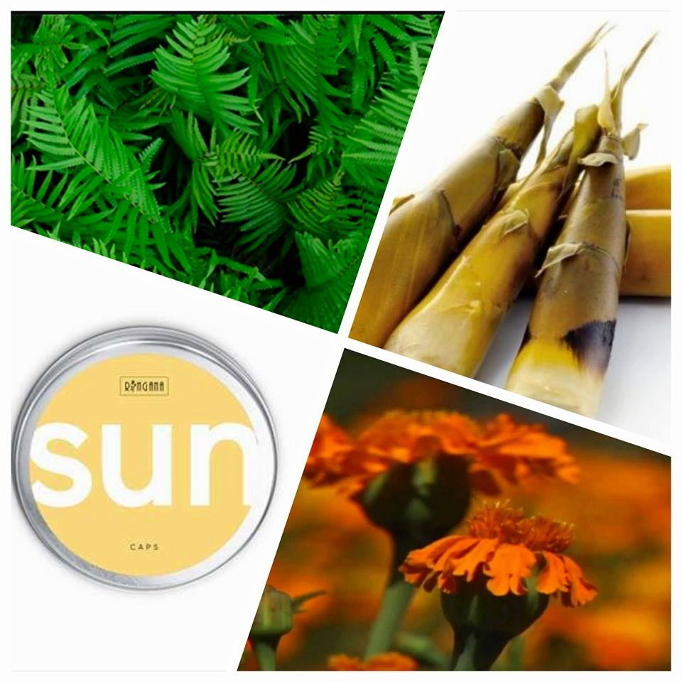 caps sun - preparazione al sole